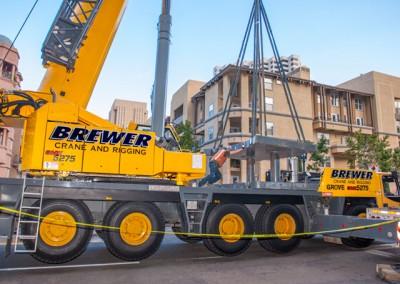 Tower Crane Services