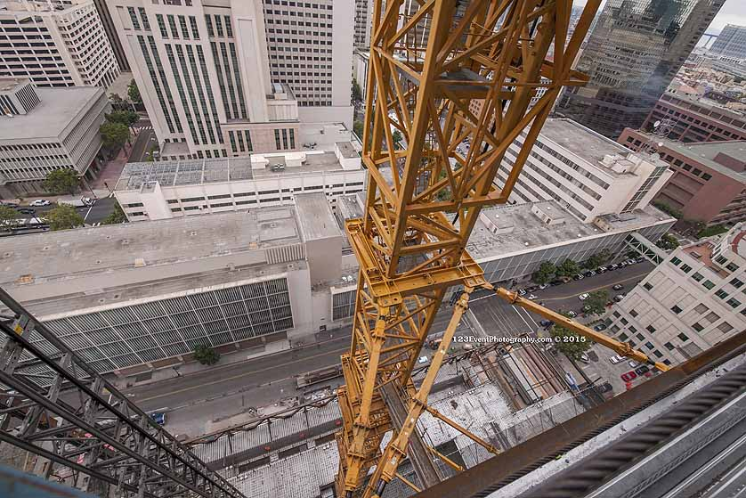 123EventPhotography © 2015 Brewer Crane Courthouse  Looking Down from 16th Floor 0340