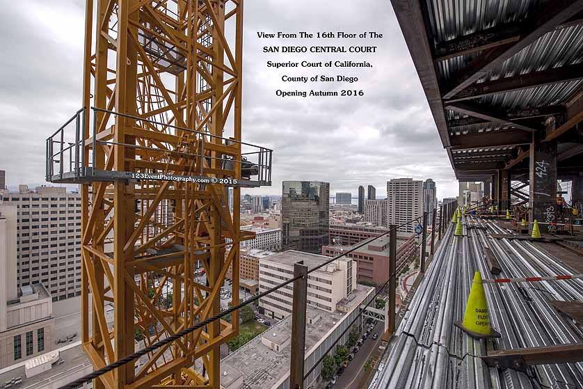 123EventPhotography © 2015 Brewer Crane Courthouse View  From 16th Floor 0338
