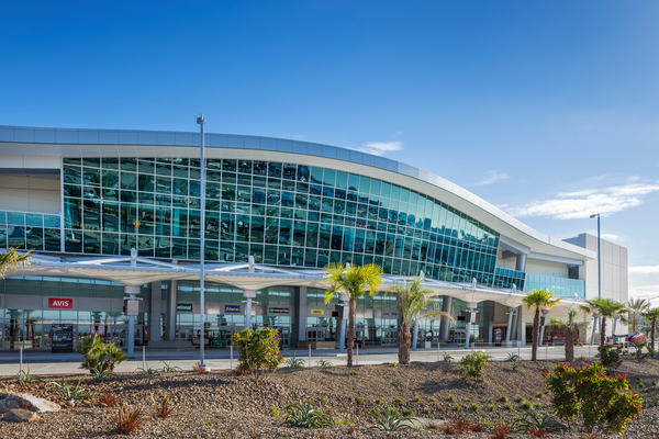 Austin-Sundt Rental Car Center at San Diego Airport