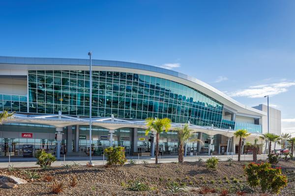 Austin-Sundt Rental Car Center at San Diego Airport