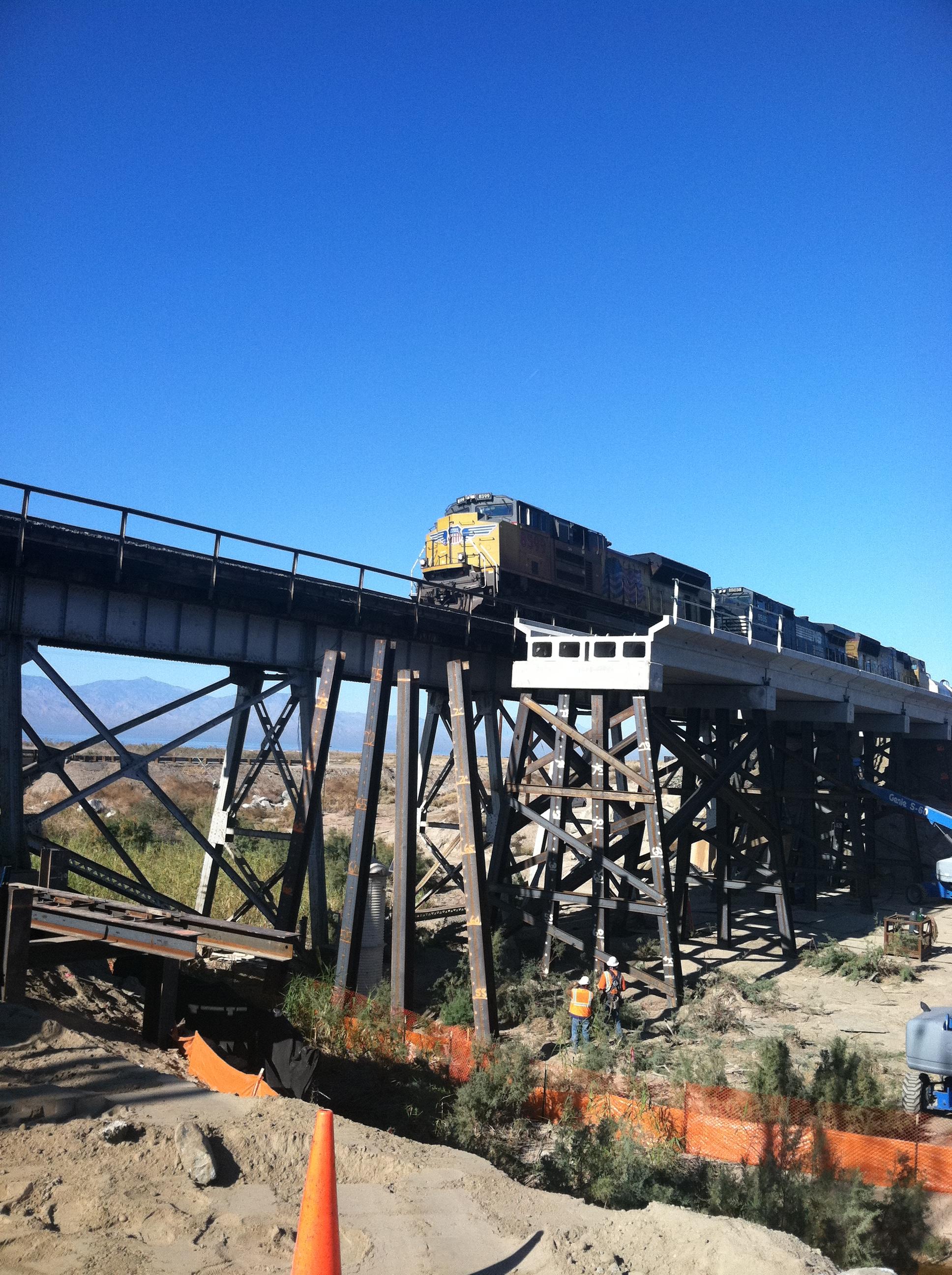 Salt Creek Bridge